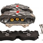 Audi A5 RS5 RS4 B7 B8 8K Ceramic Brake Calipers 6pot Brembo New