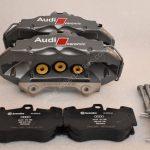 Audi A5 RS5 RS4 B7 B8 8K Ceramic Brake Calipers 6pot Brembo New-32