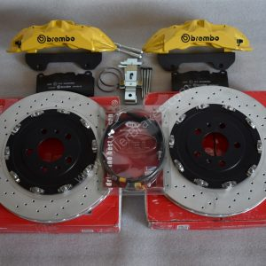 Big brake kit Brembo 6pot 365x34mm Golf 7 R Gti Audi S3 8p 8V