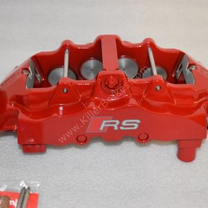 Brembo 8Pot Calipers 20.7675.02 Brembo pads Red NEW- 11