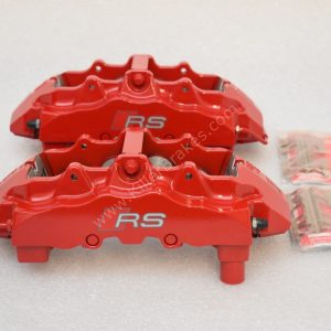 Brembo 8Pot Calipers 20.7675.02 Red NEW