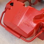 Brembo 8Pot Calipers 20.7675.02 Red NEW -10