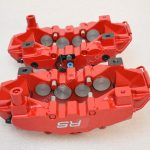 Brembo 8Pot Calipers 20.7675.02 Red NEW -19