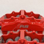 Brembo 8Pot Calipers 20.7675.02 Red NEW -4