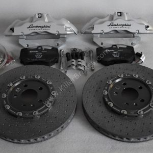 Lamborghini Carbon Ceramic Front Brake kit 380x38mm Golf 7R S3 8v TTRS NEW