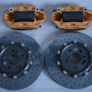 MERCEDES-BENZ R197 SLS AMG Carbon Ceramic Brake System NEW- 10