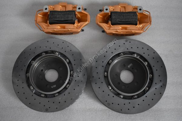 MERCEDES-BENZ R197 SLS AMG Carbon Ceramic Brake System NEW- 11