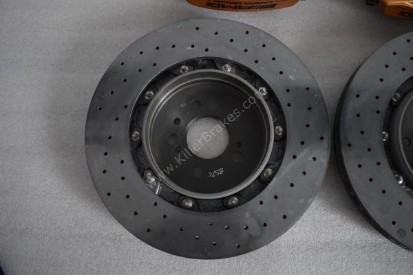 MERCEDES-BENZ R197 SLS AMG Carbon Ceramic Brake System NEW- 12