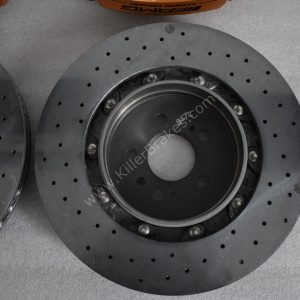 MERCEDES-BENZ R197 SLS AMG Carbon Ceramic Brake System NEW- 13
