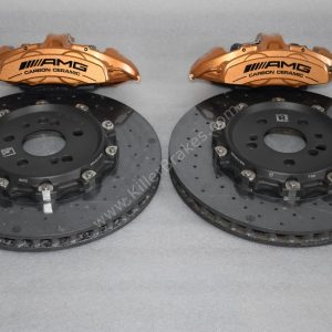 MERCEDES-BENZ R197 SLS AMG Carbon Ceramic Brake System NEW