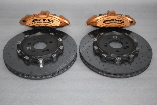 MERCEDES-BENZ R197 SLS AMG Carbon Ceramic Brake System NEW- 2