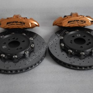 MERCEDES-BENZ R197 SLS AMG Carbon Ceramic Brake System NEW- 3