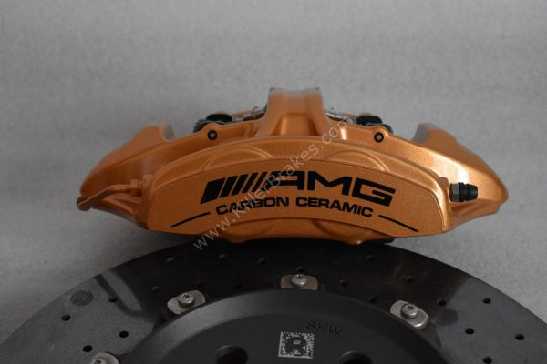 MERCEDES-BENZ R197 SLS AMG Carbon Ceramic Brake System NEW- 6