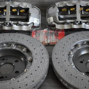 Audi Rs3 8p 8v Ceramic Brake kit Brembo 8Pot 370x34mm NEW-1