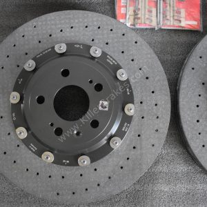 Audi Rs3 8p 8v Ceramic Brake kit Brembo 8Pot 370x34mm NEW-10