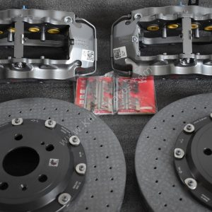 Audi Rs3 8p 8v Ceramic Brake kit Brembo 8Pot 370x34mm NEW-14