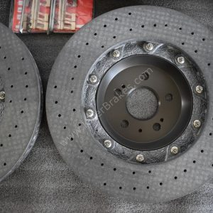 Audi Rs3 8p 8v Ceramic Brake kit Brembo 8Pot 370x34mm NEW-4
