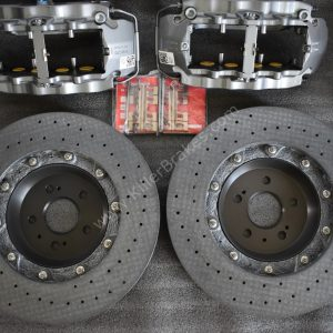 Audi Rs3 8p 8v Ceramic Brake kit Brembo 8Pot 370x34mm NEW-6