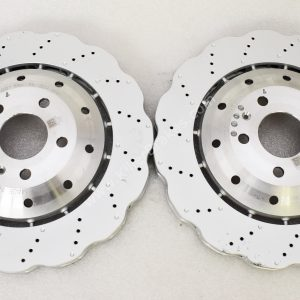 Audi Rs4 Rs5 B8 R8 4S0615301B 365x34mm Wave brake discs NEW
