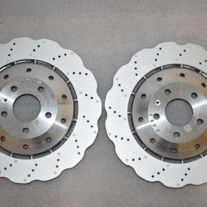 Audi Rs4 Rs5 B8 R8 4S0615301B 365x34mm Wave brake discs 365x34mm NEW