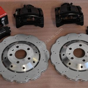 Audi Rs4 Rs5 B8 Rear Brake kit 330x22mm wave New