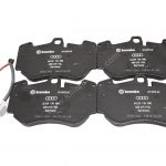 Audi Rs4 Rs5 R8 Rsq3 2020 Front Ceramic Brake Pads 6pot Brembo 4E0698151g NEW