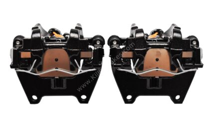 Rear Golf 7R Audi S3 8v Calipers Upgrade for Gti A3 Black NEW