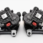 Rear Golf 7R Audi S3 8v Calipers Upgrade for Gti A3 Black NEW 13