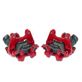 Volkswagen Golf Mk7 R Audi S3 8v Rear Calipers Red upgrade for Gti A3 NEW 2