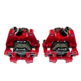 Volkswagen Golf Mk7 R Audi S3 8v Rear Calipers Red upgrade for Gti A3 NEW 3