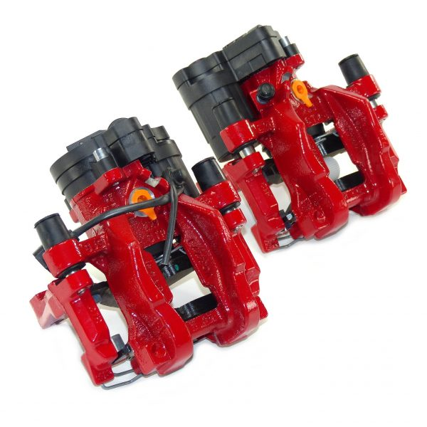 Volkswagen Golf Mk7 R Audi S3 8v Rear Calipers Red upgrade for Gti A3 NEW