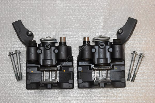 Audi R8 Rear handbrake calipers 420615407K 420615408K NEW -12