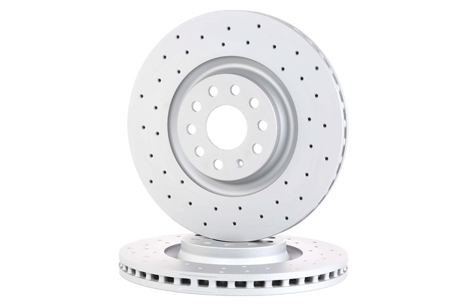 Brake Disc Zimmermann 600 3243 20 3C0 615 301 C