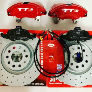 Audi TTS 8S 4Pot Brake kit Upgrade NEW Red