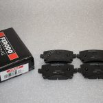 Ferodo Racing Rear Brake Pads DS2500 FCP1636 New