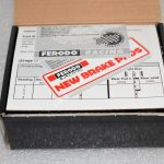 Ferodo Racing Rear Brake Pads DS2500 FCP4697 New -15