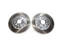 Front Clubsport S Brake Discs 340x30mm 5Q0615301C New