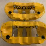 Porsche 991 GT3 GT3RS GT2RS 918 Ceramic Calipers Front Brembo NEW-18