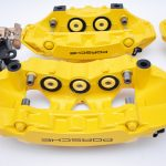 Porsche 991 GT3 GT3RS GT2RS Ceramic Calipers Brembo 99135142986 99135143086 99135242985 99135243985 NEW – 10