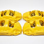 Porsche 991 GT3 GT3RS GT2RS Ceramic Calipers Brembo 99135142986 99135143086 99135242985 99135243985 NEW – 14