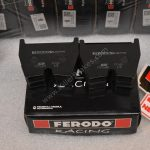 Ferodo Racing Front Brembo 8pot Brake Pads DS2500 FCP1664 New-47