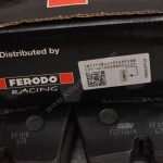 Ferodo Racing Front Brembo 8pot Brake Pads DS2500 FCP1664 New-51