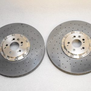 MERCEDES S63 S65 W222 AMG Ceramic Front Brake Discs New
