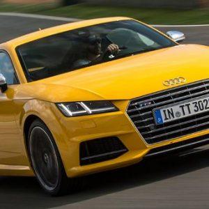 Audi TT TTS mk3