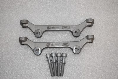 Audi Rs6 RS7 adapter brackets 6pots OEM Brembo for 390mm discs(wave and round)