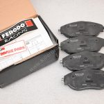 Ferodo Racing Front DS2500 Brake Pads Golf 7R S3 8v Cupra 5f FCP4425 New-5