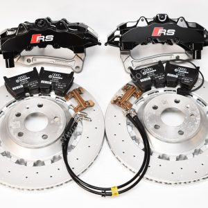 Audi RS3 8P Brake Upgrade Brembo 8Pot Calipers 370x34mm Rs3 8v Brake discs New
