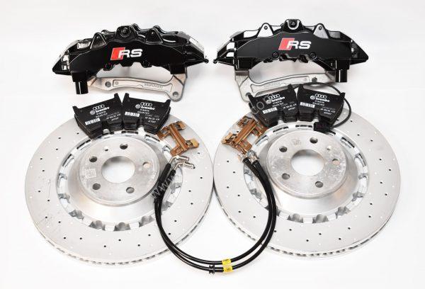 Audi RS3 8P Brake Upgrade Brembo 8Pot Calipers 370x34mm Rs3 8v Brake discs New