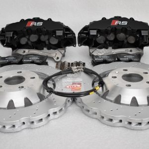 Audi RS3 8P Brake upgrade Brembo 8Pot Calipers 370x34mm Wave Brake discs
