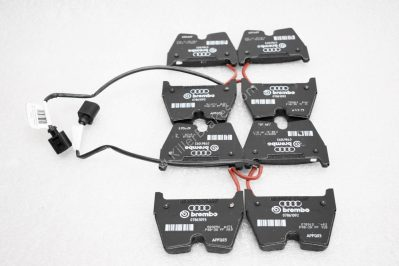 Audi TTRS 8S RS3 8v Ceramic Brake pads 8V0698151L 8V0698151H New